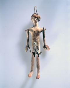 Image of Jointed Female Doll 1687