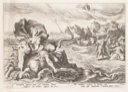 "Image of Illustration from Ovid's ""Metamorphoses""; The Rape of Europa"