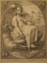 "Image of ""Juno"" from the series ""Three Deities"""