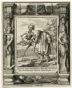 Image of Death and the Old Man (From the Series: The Dance of Death, after Hans Holbein the Younger)